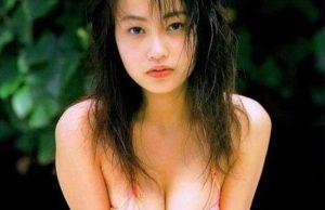 Süße Japanerin