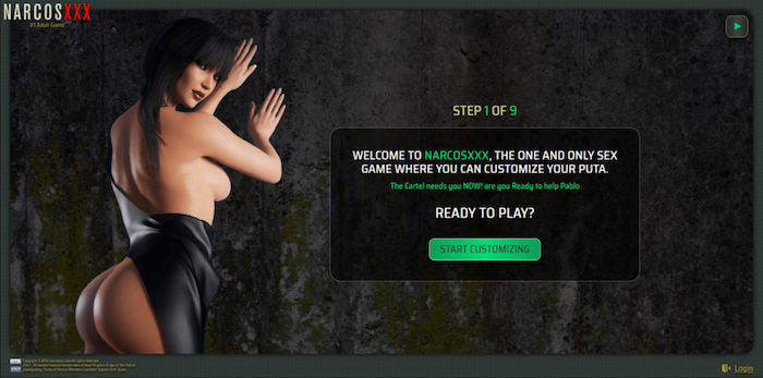 Narcos Online Game