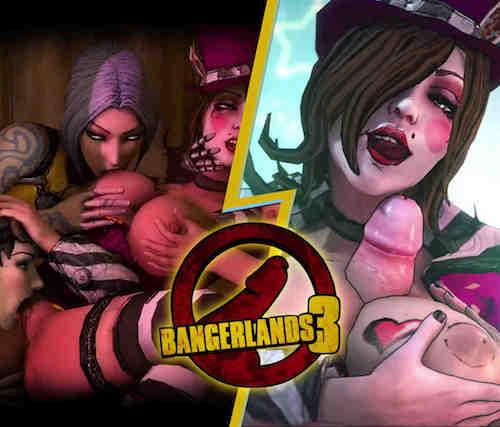 Borderlands 3 Porn Game