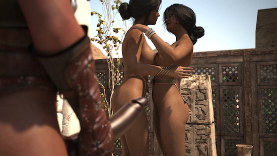 Assassins Creed Porn game