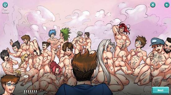 gay porn game