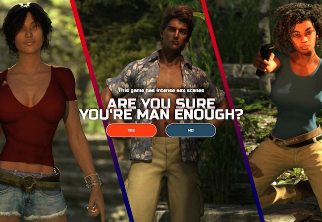 uncharted porn game