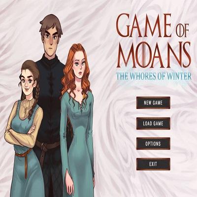 Game of Moans Pornospiel