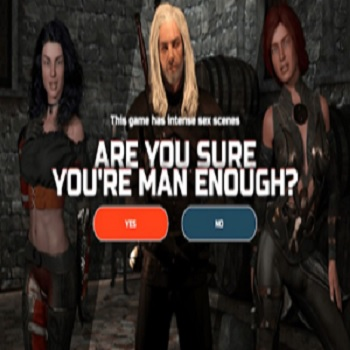 The Witcher Sex Game